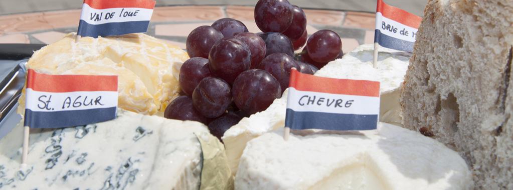 Proeverij van kaas bij Smaeck! in Oisterwijk